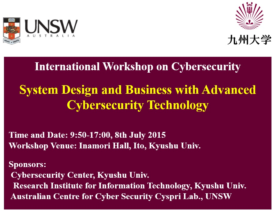 103 International Workshop On Cybersecurity on Latest Grant Writing Courses